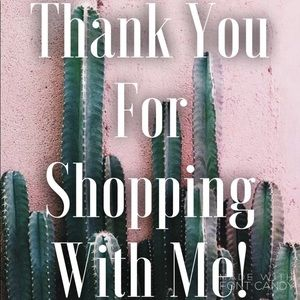Accessories - Just A Little Thank You... 😘🌵